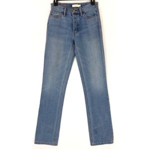 Tory Burch Betsy classic straight jeans 9387